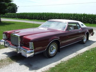 1975 Lincoln Mark IV  | Mokena, Illinois | Classic Cars America LLC in Mokena Illinois
