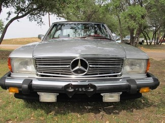 1975 Mercedes Benz 450 SL Liberty Hill, Texas
