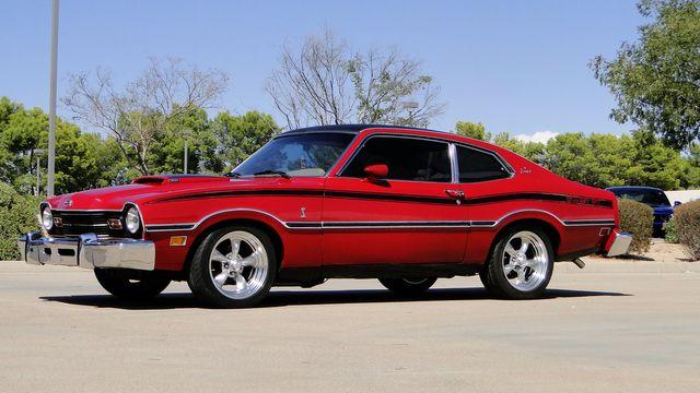 1975 Mercury COMET SPORT COUPE GT APPEARANCE PKG Phoenix, Arizona 9