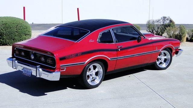 1975 Mercury COMET SPORT COUPE GT APPEARANCE PKG Phoenix, Arizona 14