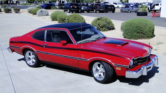 1975 Mercury COMET SPORT COUPE GT APPEARANCE PKG Phoenix, Arizona 18