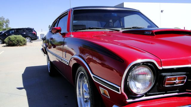 1975 Mercury COMET SPORT COUPE GT APPEARANCE PKG Phoenix, Arizona 10