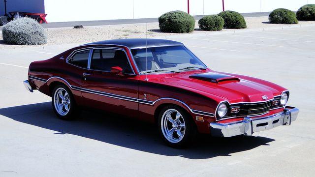 1975 Mercury COMET SPORT COUPE GT APPEARANCE PKG Phoenix, Arizona 5