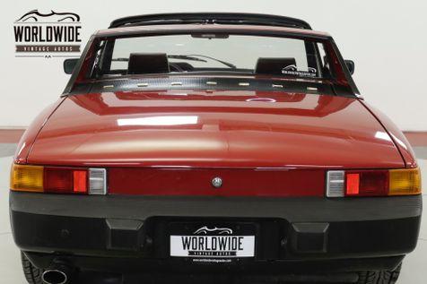1975 Porsche 914 BUILT 1.8. 2L BIG BORE KIT! 5 SPD TARGA 200   Denver, CO   Worldwide Vintage Autos in Denver, CO