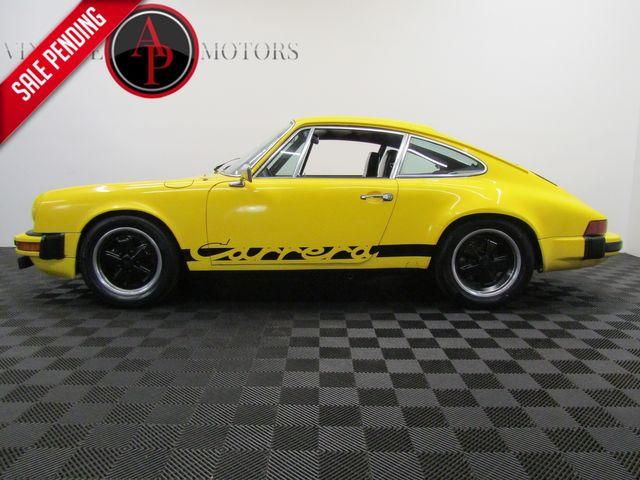 1975 Porsche 911 911S RESTORED