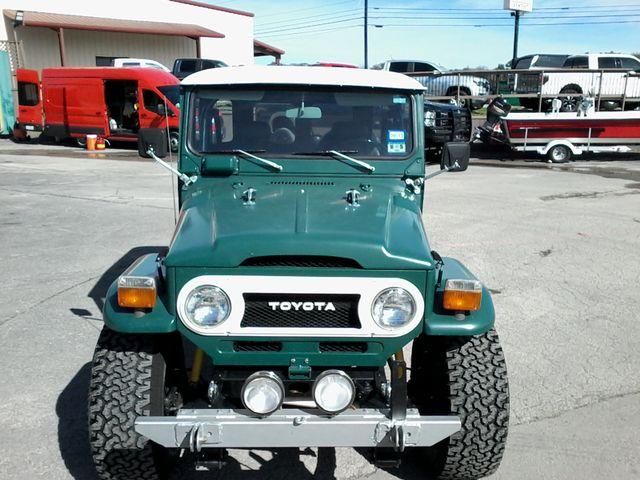 1975 Toyota FJ 40 Boerne, Texas 1