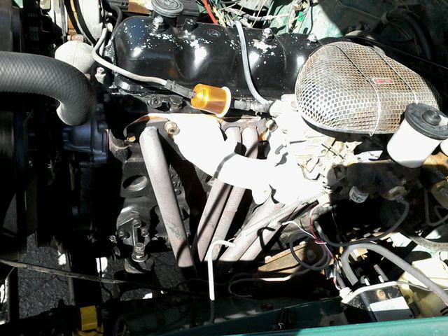 1975 Toyota FJ 40 Boerne, Texas 16