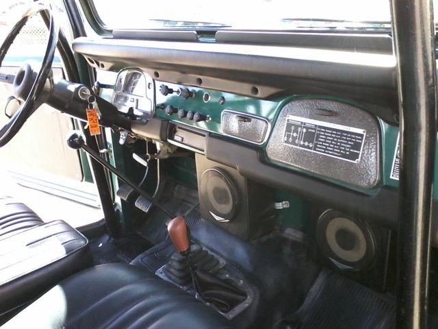 1975 Toyota FJ 40 Boerne, Texas 31