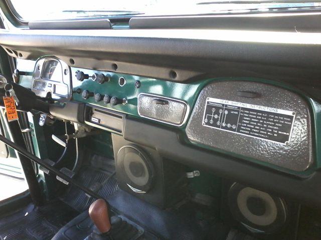 1975 Toyota FJ 40 Boerne, Texas 34