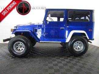 1976 Toyota FJ40 A/C POWER DISC BRAKES HARDTOP in Statesville, NC 28677