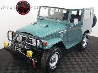 1975 Toyota LAND CRUISER FJ40 FRAME OFF RESTORATION in Statesville, NC 28677