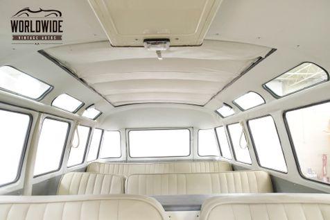 1975 Volkswagen BUS  VW 23 WINDOW MICROBUS RESTORED CUSTOM SAFARI    Denver, CO   Worldwide Vintage Autos in Denver, CO