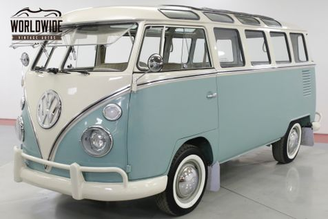 1975 Volkswagen BUS  VW 23 WINDOW MICROBUS RESTORED CUSTOM SAFARI  | Denver, CO | Worldwide Vintage Autos in Denver, CO