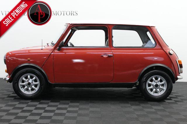 1976 Austin Mini Cooper