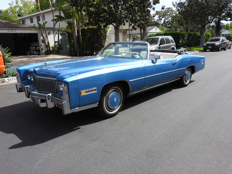 1976 Cadillac Eldorado  in , California