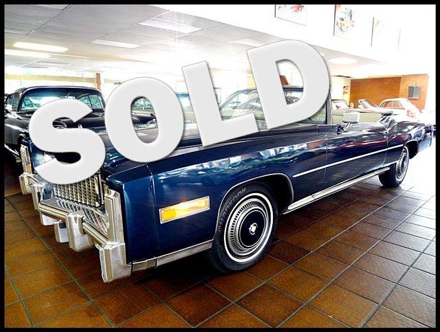 1976 Cadillac Eldorado San Diego, California