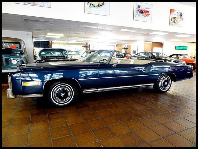 1976 Cadillac Eldorado San Diego, California 1