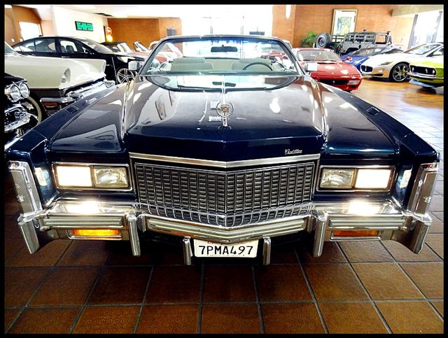1976 Cadillac Eldorado San Diego, California 20