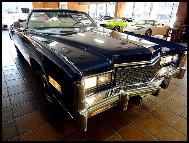 1976 Cadillac Eldorado La Jolla, California 21