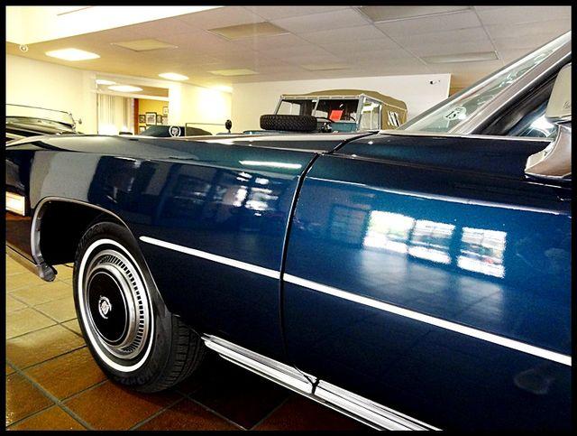 1976 Cadillac Eldorado La Jolla, California 27