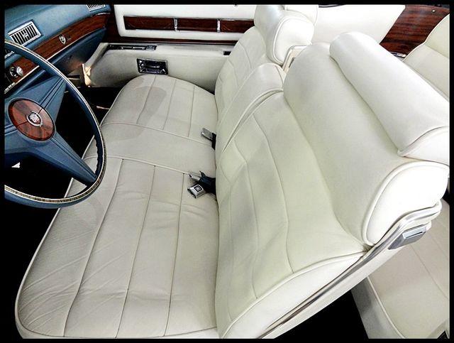 1976 Cadillac Eldorado La Jolla, California 31