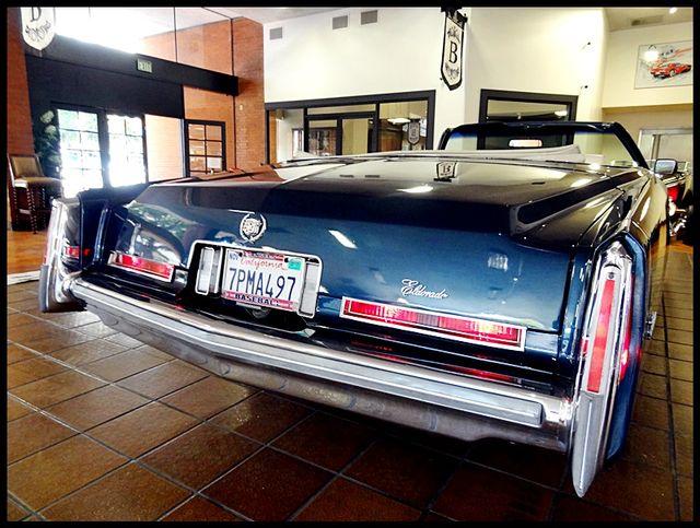 1976 Cadillac Eldorado San Diego, California 54