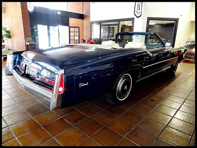 1976 Cadillac Eldorado San Diego, California 5