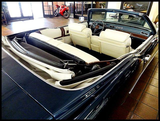 1976 Cadillac Eldorado La Jolla, California 14