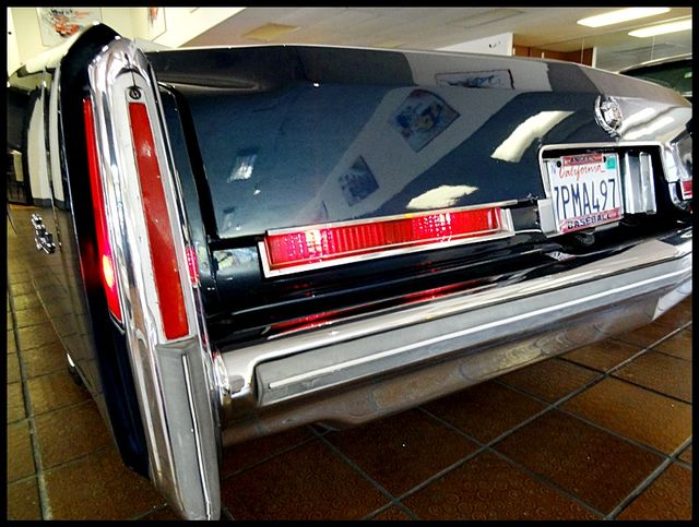 1976 Cadillac Eldorado La Jolla, California 56