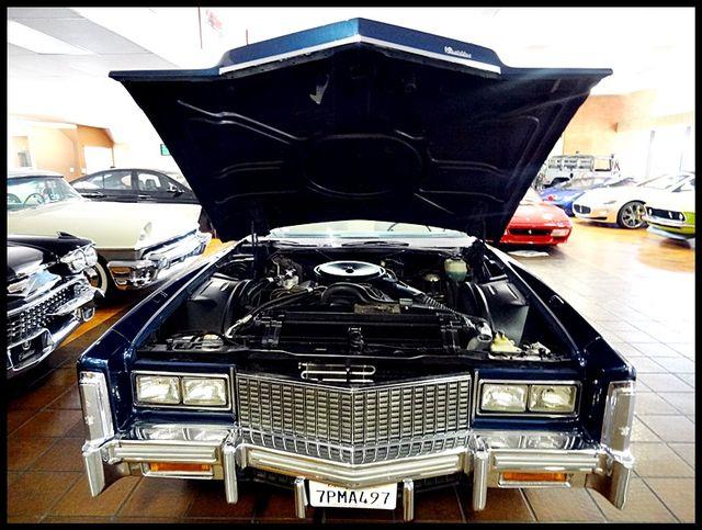 1976 Cadillac Eldorado La Jolla, California 76
