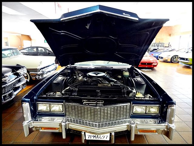 1976 Cadillac Eldorado San Diego, California 76