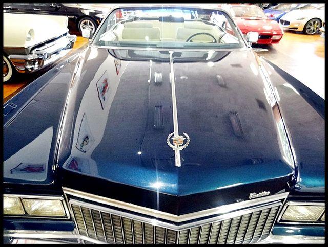 1976 Cadillac Eldorado La Jolla, California 79
