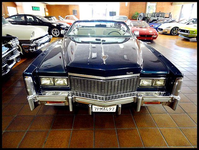 1976 Cadillac Eldorado La Jolla, California 80