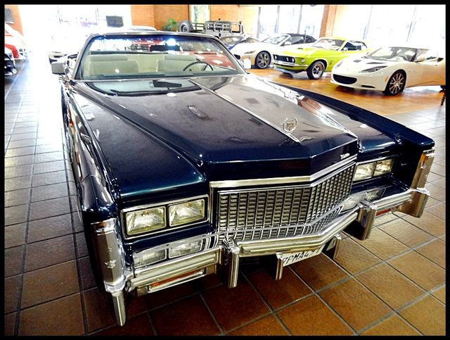 1976 Cadillac Eldorado La Jolla, California 81