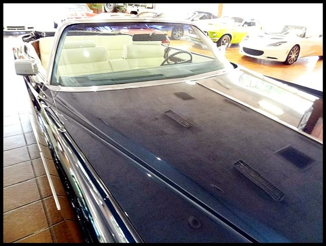 1976 Cadillac Eldorado La Jolla, California 82