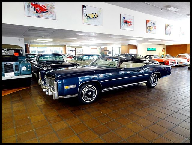 1976 Cadillac Eldorado La Jolla, California 83