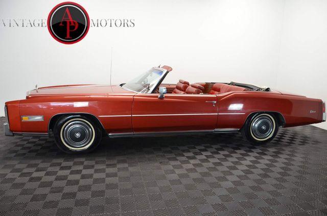 1976 Cadillac 87K MILES CONVERTIBLE 500 CI V8