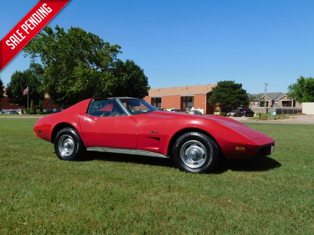 1976 Chevrolet CORVETTE STINGRAY in Mustang, OK 73064