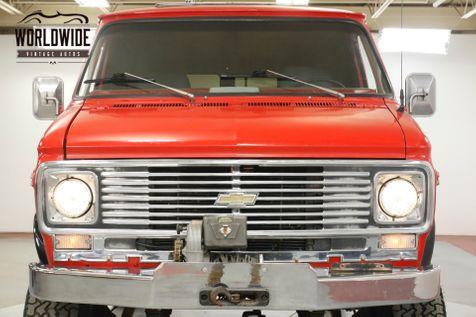 1976 Chevrolet VAN ULTRA RARE PATHFINDER 4x4! V8! AUTO! LIFT | Denver, CO | Worldwide Vintage Autos in Denver, CO