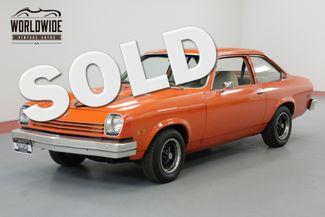 1976 Chevrolet VEGA RESTORED. 2 DOOR COLLECTOR GRADE. MUST SEE | Denver, CO | Worldwide Vintage Autos in Denver CO