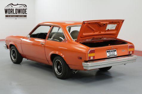 1976 Chevrolet VEGA RESTORED. 2 DOOR COLLECTOR GRADE. MUST SEE | Denver, CO | Worldwide Vintage Autos in Denver, CO