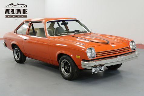 1976 Chevrolet VEGA RESTORED 2 DOOR COLLECTOR GRADE MUST SEE!   Denver, CO   Worldwide Vintage Autos in Denver, CO