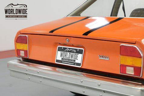 1976 Chevrolet VEGA RESTORED 2 DOOR COLLECTOR GRADE MUST SEE! | Denver, CO | Worldwide Vintage Autos in Denver, CO