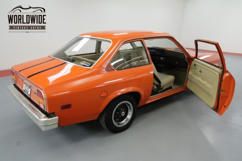 1976 Chevrolet VEGA RESTORED 2 DOOR COLLECTOR GRADE MUST SEE! | Denver, CO | Worldwide Vintage Autos in Denver, CO