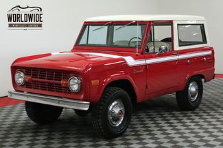 1976 Ford BRONCO RESTORED RARE UNCUT V8 EXPLORER PS | Denver, CO | Worldwide Vintage Autos in Denver CO