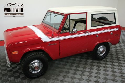 1976 Ford BRONCO RESTORED RARE UNCUT V8 EXPLORER PS | Denver, CO | Worldwide Vintage Autos in Denver, CO