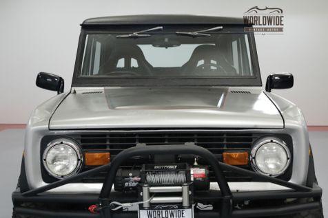 1976 Ford BRONCO CUSTOM.4x4. 302 V8 EFI! PS. PB. AUTO. | Denver, CO | Worldwide Vintage Autos in Denver, CO