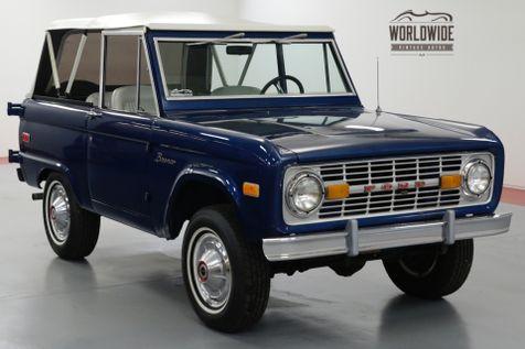 1976 Ford BRONCO UNCUT 4x4 AUTO 302 V8. PS. POWER DISC BRAKES | Denver, CO | Worldwide Vintage Autos in Denver, CO