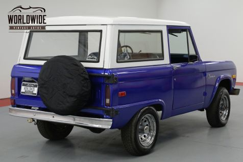 1976 Ford BRONCO  RESTORED. RARE. RANGER. UNCUT. 302 V8. PS. PB | Denver, CO | Worldwide Vintage Autos in Denver, CO