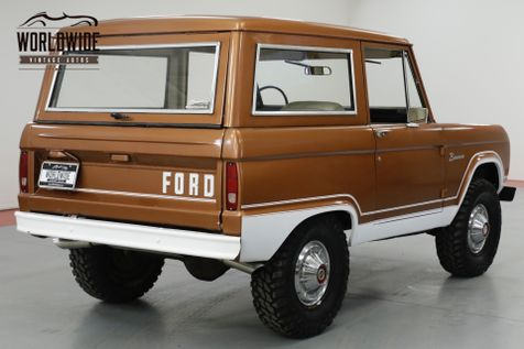 1976 Ford BRONCO UNCUT! STOCK. PS! PB! 4x4! CONVERTIBLE! | Denver, CO | Worldwide Vintage Autos in Denver, CO